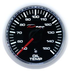 Budík DEPO racing Teplota oleje - Night glow série