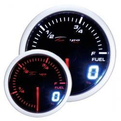 Budík DEPO racing Stav paliva - Dual view série