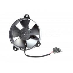 Univerzální elektrický ventilátor SPAL 130mm - sací, 12V