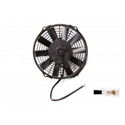 Univerzální elektrický ventilátor SPAL 225m - sací, 12V