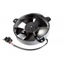 Univerzální elektrický ventilátor SPAL 130mm - tlačný, 12V