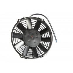 Univerzální elektrický ventilátor SPAL 225m - tlačný, 12V