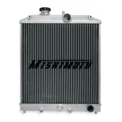 Hlinikový závodní chladič MISHIMOTO - 92-00 Honda Civic, 93-97 Del Sol