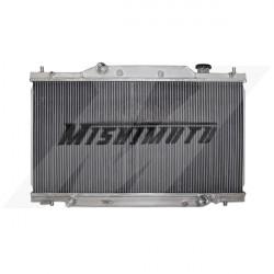 Hlinikový závodní chladič MISHIMOTO - 02-05 Honda Civic Type R