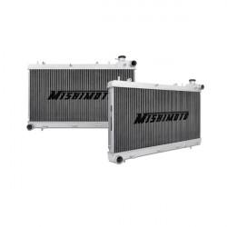 Hlinikový závodní chladič MISHIMOTO - 93-98 Subaru Impreza GC8 2.2L