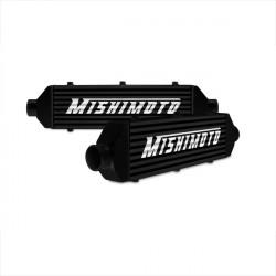 Závodný intercooler MISHIMOTO - Universal Intercooler Z Line, farba: čierna