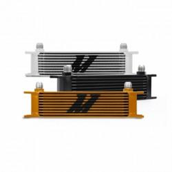 10 řadový olejový chladič Mishimoto 330x100x50mm
