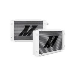 19 řadový olejový chladič Mishimoto (Dual pass) 380x210x45mm