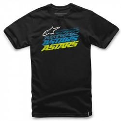 Tričko Alpinestars Hashed černé