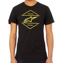 Tričko Alpinestars Bolt černé