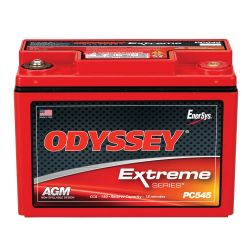 Gelová autobaterie Odyssey Racing EXTREME 20 PC545, 13Ah, 460A