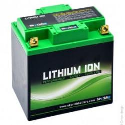 Lithium-iontových autobaterie Li-ion 8Ah (ekvivalent k 30Ah), 540A, 1,9kg
