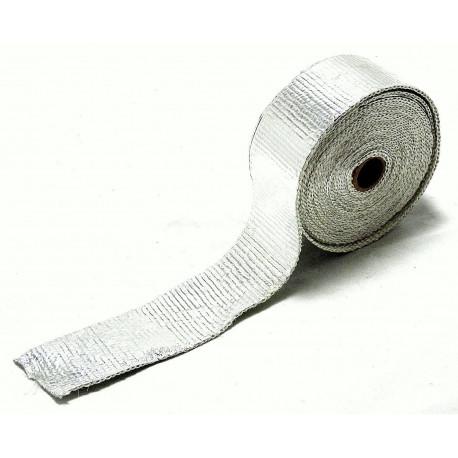 Izolační pásky na výfuk Termo izolační páska na svody a výfuk, ALU 50mm x 10m x 2mm   race-shop.cz