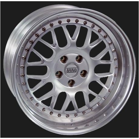 "Závodní disky BRAID Závodný disk BRAID Serie GT 16"" | race-shop.cz"