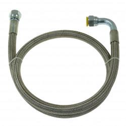 Teflonové olejové hadice s vnějším opletem AN8