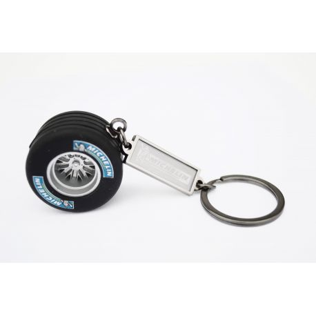 Klíčenky Klíčenka disk s pneu Michelin | race-shop.cz