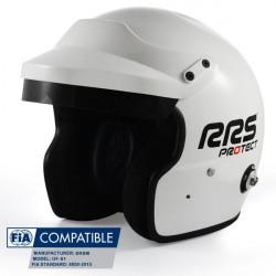 Přilba RRS Protect JET s FIA 8859-2015, Hans