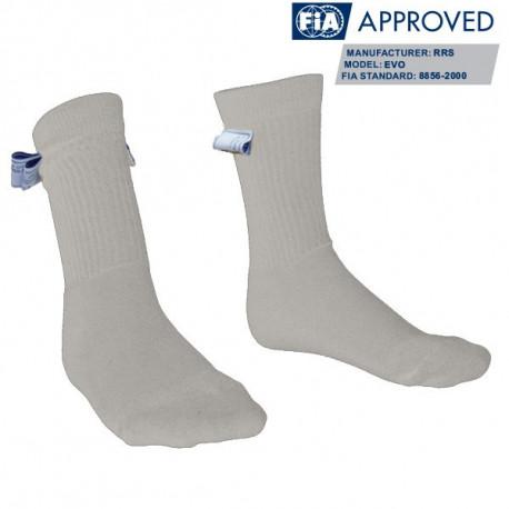 Spodní prádlo RRS ponožky s FIA homologací, vysoké | race-shop.cz