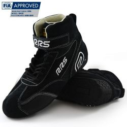 FIA boty RRS černé