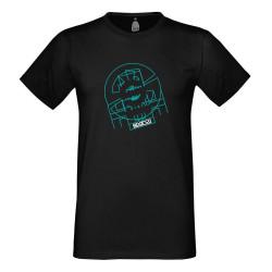 Tričko Sparco (T-Shirt) černé