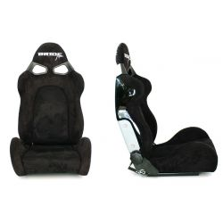 Sportovní sedačka Cugat Bride style Černý semiš
