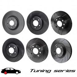 Zadní brzdové kotúče Rotinger Tuning series, 1117, (2ks)
