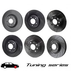 Přední brzdové kotúče Rotinger Tuning series, 2570, (2ks)
