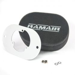 Dvojitý sportovní pěnový filtr Ramair na karburátory Pierburg 2E2/2E3/2E-E