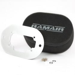 Dvojitý sportovní pěnový filtr Ramair na karburátory Weber 32/36 DGV