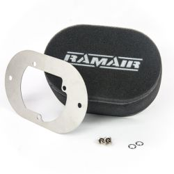 Dvojitý sportovní pěnový filtr Ramair na karburátory Pierburg 2B2/2B4/2B5