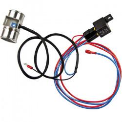 Adaptér vodní hadice pro ovládání ventilátoru chladiče - různé průměry