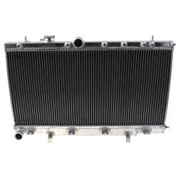 Hliníkový vodní chladič pro Subaru Impreza GDA/ GDB WRX
