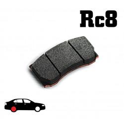 Brzdové dosky CL Brakes 4000RC8R