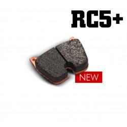 Brzdové dosky CL Brakes 4001RC5+