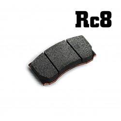 Brzdové desky CL Brakes 4001RC8
