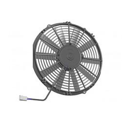 Univerzální elektrický ventilátor SPAL 305mm - sací, 24V