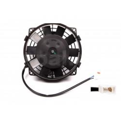 Univerzální elektrický ventilátor SPAL 167mm - tlačný, 12V