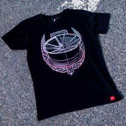 Tričko JR-Wheels JR-21 černé