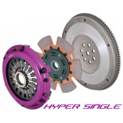 Spojková sada Exedy Racing Hyper Single Cerametallic, odpružená