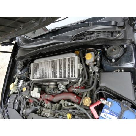Rozpěry Přední horní rozpěra / rozpěrná tyč RACES Subaru Forester 97-02 | race-shop.cz