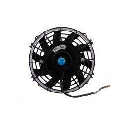 Univerzální elektrický ventilátor 178mm - tlačný