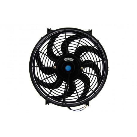Ventilátory 12V Univerzální elektrický ventilátor 305mm - tlačný | race-shop.cz