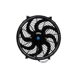 Univerzální elektrický ventilátor 406mm - tlačný