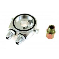 Adaptér pod olejový filtr vstup / výstup AN8