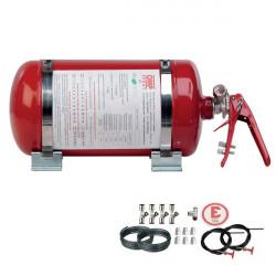 OMP SPORT - mechanický hasicí systém s FIA