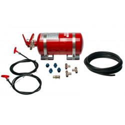 Lifeline Zero 2000 4L mechanický hasicí systém s FIA