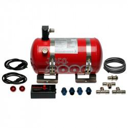 Lifeline Zero 2000 4L elektrický hasicí systém s FIA, ALU