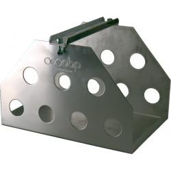 Univerzální hliníkový držák autobaterie OBP