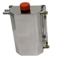 Oil catch tank REDSPEC Premium s 2 vývody 12mm - objem 2l