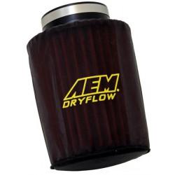Hydrofobní návlek sportovního filtru AEM